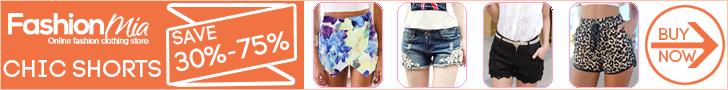 Cupoane de reducere FashionMia.com