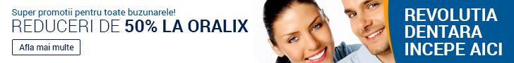 Oralix.ro Cupon Reducere si Discount
