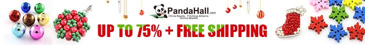 Cupoane de reducere Pandahall.com
